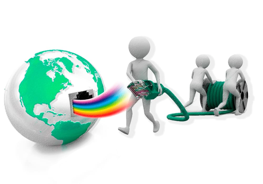 Горловка подключить интернет Спектр